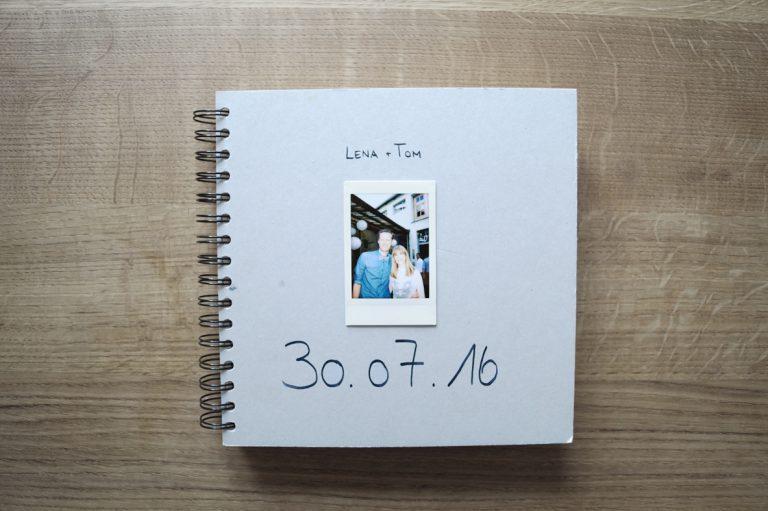 Polaroid Buch