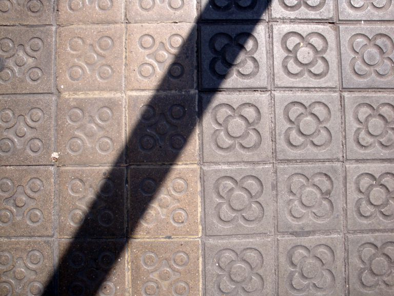 paving tile geometric