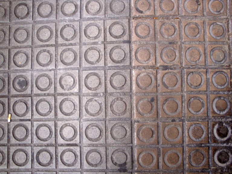 paving tile rounds