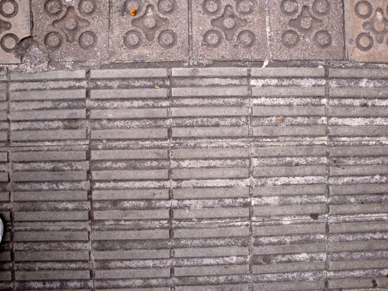 paving tile sticks